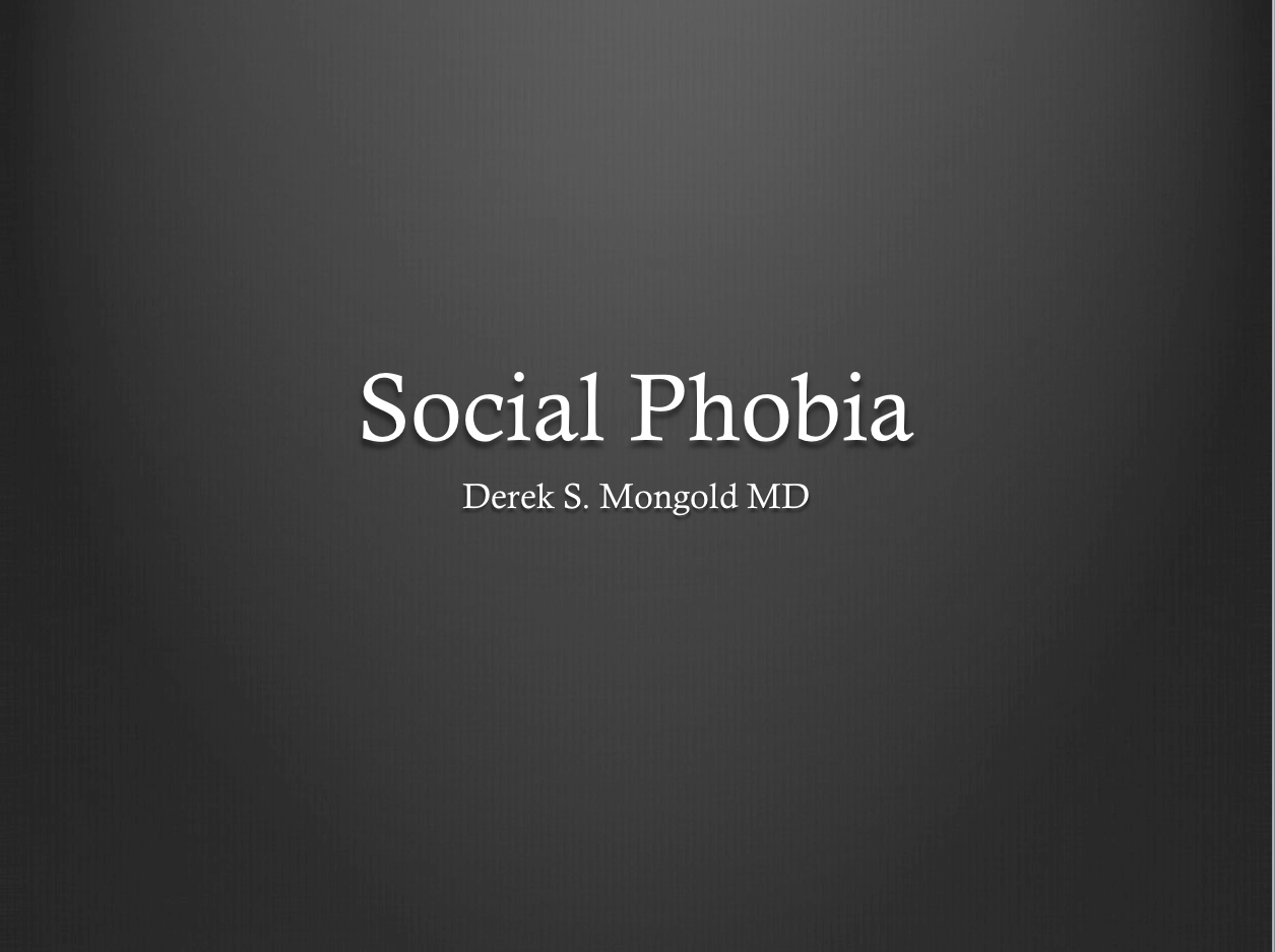dsv iv social phobia Abstract background the paper describes prevalence, impairments, patterns of co-morbidity and other correlates of dsm-iv social phobia in adolescents and young adults, separating generalized and non-generalized social phobics methods data are derived from the baseline investigation of the early developmental.